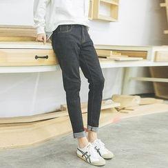 蔡先生 - 修身牛仔褲