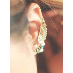 kitsch island - 翅膀耳掛