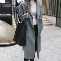 茜珞萊 - 開胸大衣連飾帶