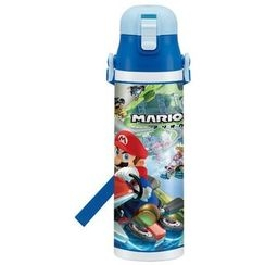 Skater - Mario Kart Stainless Water Bottle 1.0L