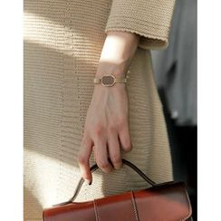 UPTOWNHOLIC - Octagon Pendant Bracelet