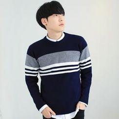 Edway - Striped Sweater