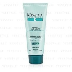 Kerastase - Resistance Ciment Anti-Usure Strengthening Anti-Breakage Cream (Rinse Out) (For Damaged Lengths and Ends)