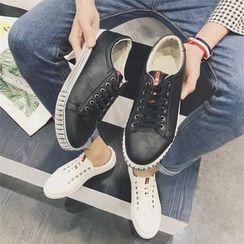 Arthur Look - 繫帶休閒鞋