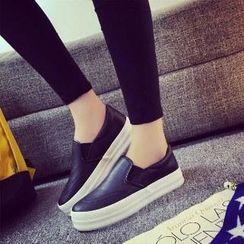 Solejoy - 厚底輕便鞋