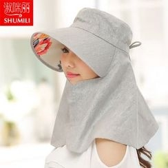 SHUMI - Sun Hat with Neck Flap