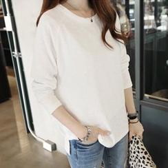 XGZ - 长袖纯色T恤