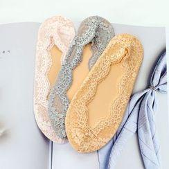 Socka - No-Show Lace Socks