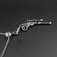 Andante - Pistol Necklace