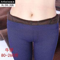 Artfeel - Fleece-Lined Leggings