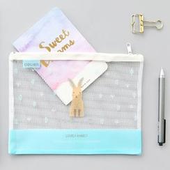 Cute Essentials - Print Zip Pouch