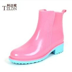 利達妮 - 低幫雨靴