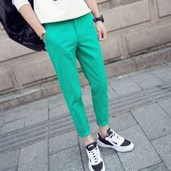 JVR - Cropped Tapered Pants