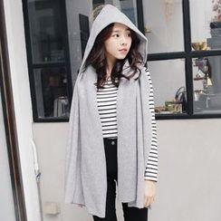 Tokyo Fashion - Hooded Cape Jacket