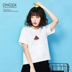 Onoza - 短袖印花T恤