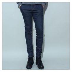 Ohkkage - Straight-Cut Jeans