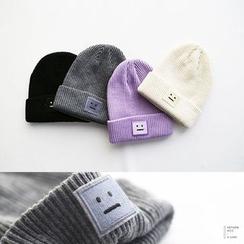 Heynew - 貼布繡無邊帽