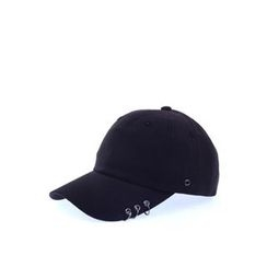 Ohkkage - Ring-Accent Baseball Cap