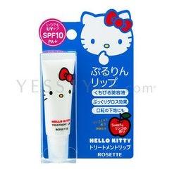 Rosette - Hello Kitty Lip Treatment SPF 10 PA+