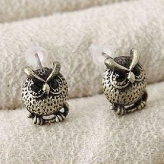 MURATI - Owl Studs