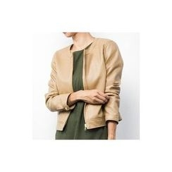 Pluvio - Faux Leather Jacket
