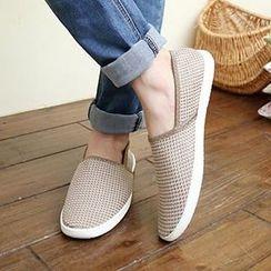 Easy Steps - Woven Slip-Ons