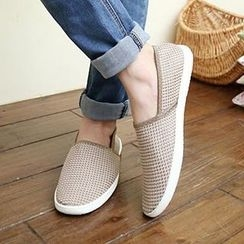 Easy Steps - 编织轻便鞋