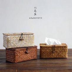 Kawa Simaya - Woven Tissue Box