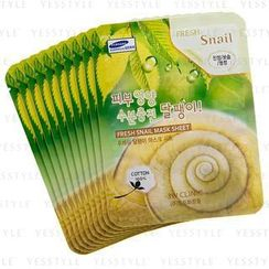 3W Clinic - Fresh Snail Mask Sheet