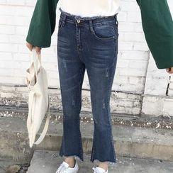 OCTALE - 喇叭牛仔裤