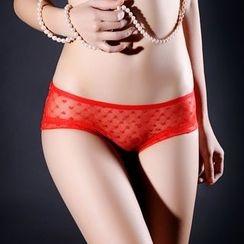 Croix - 蕾丝内裤