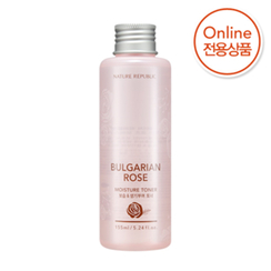 Nature Republic - Bulgarian Rose Moisture Toner 155ml