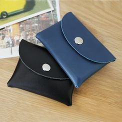 MR.BLUE - Genuine Leather Coin Purse