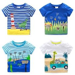 WellKids - Kids Short-Sleeve T-Shirt