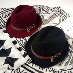Pompabee - Fedora Hat