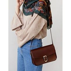 FROMBEGINNING - Flap Shoulder Bag