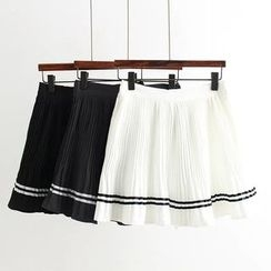 Angel Love - Chiffon Pleated Skirt