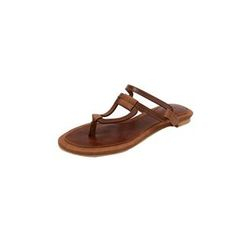 DABAGIRL - Cutout Thong Flip-Flops