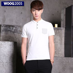 WOOG - Short-Sleeve Polo Shirt