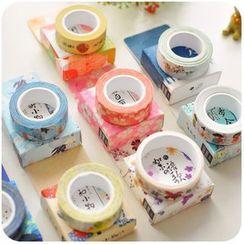 Momoi - Printed Masking Tape