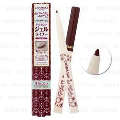 Canmake - 美彩眼线笔 (#01 酒红色)