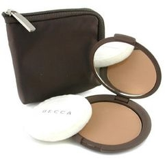 Becca - Fine Pressed Powder - # Cardamon