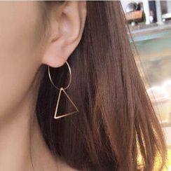 Taimi - Geometric Earrings