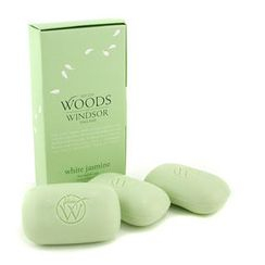 Woods Of Windsor - White Jasmine Fine English Soap