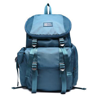 MBaoBao - Buckled Flap Backpack