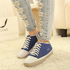Mancienne - Lace-Up Sneakers