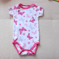 Debii - Baby Short-Sleeve Bodysuit