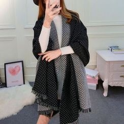 Follow Me - Double-Sided Scarf