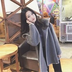 November Rain - Woolen Long Coat