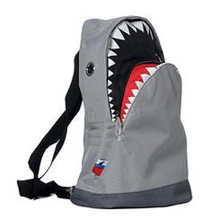 Morn Creations - 鲨鱼背包